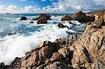Waves and Rocky Coast, Garrapata State Park, California, USA Stock Photo - Premium Rights-Managed, Artist: F. Lukasseck, Code: 700-03490334