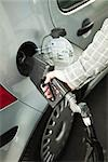 Refueling car at gas station Stock Photo - Premium Royalty-Free, Artist: Transtock, Code: 632-03500946