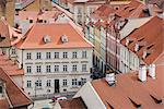 View of rooftops, Little Quarter, Prague, Czech Republic, Europe Stock Photo - Premium Rights-Managed, Artist: Robert Harding Images, Code: 841-03502566