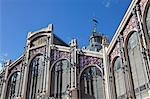 Historical Central Market, Valencia, Spain Stock Photo - Premium Rights-Managed, Artist: Mike Randolph, Code: 700-03502795
