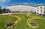 Flowerbeds in Mirabell Gardens, Salzburg, Austria Stock Photo - Premium Rights-Managed, Artist: Bryan Reinhart, Code: 700-03502870