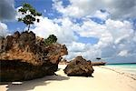 Tanzania, Zanzibar (Unguja island), Nungwi beach. Stock Photo - Premium Royalty-Freenull, Code: 610-03503235