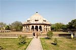 India, New Delhi, Isa Khan's tomb. Stock Photo - Premium Royalty-Free, Artist: Oriental Touch           , Code: 610-03503374