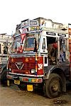 India, Punjab, truck. Stock Photo - Premium Royalty-Free, Code: 610-03503435