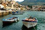 Italy, Sicily, Aeolian islands, Castellammare del golfo Stock Photo - Premium Royalty-Freenull, Code: 610-03503960