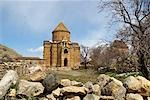 Turkey, lake Van, Akdamar island, armenian church Stock Photo - Premium Royalty-Freenull, Code: 610-03503975