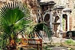 Turkey, Antalya, Hadrian's gate Stock Photo - Premium Royalty-Freenull, Code: 610-03504200