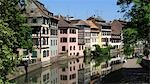 France, Alsace, Strasbourg, the Little France Stock Photo - Premium Royalty-Freenull, Code: 610-03504841