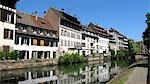 France, Alsace, Strasbourg, the Little France Stock Photo - Premium Royalty-Free, Artist: Robert Harding Images, Code: 610-03504843