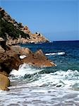 France, Corsica, calanque de Piana Stock Photo - Premium Royalty-Freenull, Code: 610-03504862