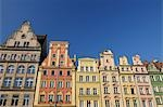 Main Square, Wroclaw, Lower Silesian Voivodeship, Poland Stock Photo - Premium Rights-Managed, Artist: Raimund Linke, Code: 700-03508174