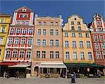 Main Square, Wroclaw, Lower Silesian Voivodeship, Poland Stock Photo - Premium Rights-Managed, Artist: Raimund Linke, Code: 700-03508178