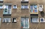 Apartment Building, Wroclaw, Lower Silesian Voivodeship, Poland Stock Photo - Premium Rights-Managed, Artist: Raimund Linke, Code: 700-03508186