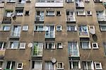 Apartment Building, Wroclaw, Lower Silesian Voivodeship, Poland Stock Photo - Premium Rights-Managed, Artist: Raimund Linke, Code: 700-03508187