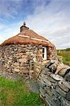 Black House, Garenin, Isle of Lewis, Scotland Stock Photo - Premium Rights-Managed, Artist: Tim Hurst, Code: 700-03508649