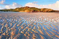 Sand Ripples on Beach at Dawn, Isle of Lewis, Scotland Stock Photo - Premium Rights-Managednull, Code: 700-03508653