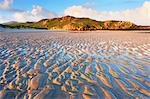 Sand Ripples on Beach at Dawn, Isle of Lewis, Scotland Stock Photo - Premium Rights-Managed, Artist: Tim Hurst, Code: 700-03508653