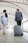 Business people walking in train station Stock Photo - Premium Royalty-Freenull, Code: 635-03515601