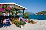 Taverna, Vathi, Meganisi, Ionian Islands, Greek Islands, Greece, Europe Stock Photo - Premium Rights-Managed, Artist: Robert Harding Images, Code: 841-03517144