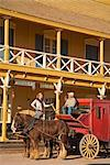 Wagon in Old Tucson Studios, Tucson, Arizona, United States of America, North America Stock Photo - Premium Rights-Managed, Artist: Robert Harding Images, Code: 841-03518008