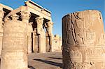 Temple of Kom Ombo, Kom Ombo, Egypt, North Africa, Africa Stock Photo - Premium Rights-Managed, Artist: Robert Harding Images, Code: 841-03518499