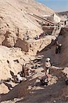 Valley of the Kings, Thebes, UNESCO World Heritage Site, Egypt, North Africa, Africa Stock Photo - Premium Rights-Managed, Artist: Robert Harding Images, Code: 841-03518507