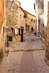 Village of Eze, Provence, Cote d'Azur, French Riviera, France, Europe Stock Photo - Premium Rights-Managed, Artist: Robert Harding Images, Code: 841-03518827