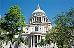 St Paul's Cathedral, London, England Stock Photo - Premium Rights-Managed, Artist: JW, Code: 700-03520418