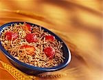 Bran Cereal with Strawberries Stock Photo - Premium Royalty-Free, Artist: Robert Harding Images    , Code: 659-03520833