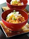 Two Bowls of Crab Risotto Stock Photo - Premium Royalty-Freenull, Code: 659-03521019