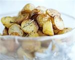 Rosemary potatoes Stock Photo - Premium Royalty-Freenull, Code: 659-03522337