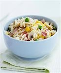 A bowl of vegetable rice Stock Photo - Premium Royalty-Freenull, Code: 659-03522367