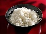 Cooked basmati rice in a bowl Stock Photo - Premium Royalty-Freenull, Code: 659-03527835