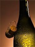 Champagne bottle with cork Stock Photo - Premium Royalty-Free, Artist: urbanlip.com, Code: 659-03537725