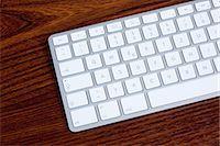Close-up of Computer Keyboard Stock Photo - Premium Royalty-Freenull, Code: 600-03537949