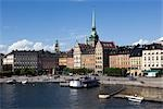 Gamla Stan (Old Town), Stockholm. Stock Photo - Premium Rights-Managed, Artist: Arcaid, Code: 845-03552469
