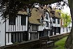 Tudor Houses, Rye, Kent, England Stock Photo - Premium Rights-Managed, Artist: Arcaid, Code: 845-03552635