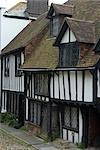 Tudor Houses, Rye, Kent, England Stock Photo - Premium Rights-Managed, Artist: Arcaid, Code: 845-03552637