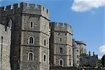 Windsor Castle, Windsor, Berkshire, England Stock Photo - Premium Rights-Managed, Artist: Arcaid, Code: 845-03552650