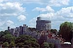 Windsor Castle, Windsor, Berkshire, England Stock Photo - Premium Rights-Managed, Artist: Arcaid, Code: 845-03552653