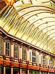 Leadenhall Market, London.  Architects: Sir Horace Jones Stock Photo - Premium Rights-Managed, Artist: Arcaid, Code: 845-03553054