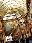 Leadenhall Market, London.  Architects: Sir Horace Jones Stock Photo - Premium Rights-Managed, Artist: Arcaid, Code: 845-03553058