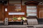 Produce, Kyoto, Kyoto Prefecture, Kansai Region, Honshu, Japan Stock Photo - Premium Rights-Managed, Artist: Ikonica, Code: 700-03556735