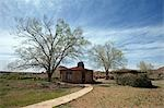 Guest Hogan, Hubbell Trading Post National Historic Site, Ganado, Arizona, USA Stock Photo - Premium Rights-Managed, Artist: Ed Gifford, Code: 700-03556884