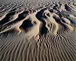 Patterns in sand, elevated view Stock Photo - Premium Royalty-Free, Artist: Aflo Sport               , Code: 693-03565163