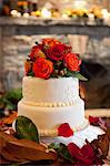 Wedding Cake Stock Photo - Premium Rights-Managed, Artist: Ikonica, Code: 700-03567849