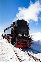 steam engine - Steam Engine, Brocken, Germany Stock Photo - Premium Rights-Managednull, Code: 700-03573867
