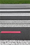 Detail of painted lines on an airport tarmac Stock Photo - Premium Royalty-Free, Artist: Westend61                , Code: 653-03575610