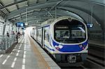 City Link Train in Station, Bangkok Thailand Stock Photo - Premium Rights-Managed, Artist: dk & dennie cody, Code: 700-03586693