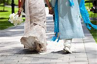 special moment - Bride and Groom Holding Hands Stock Photo - Premium Rights-Managednull, Code: 700-03587197